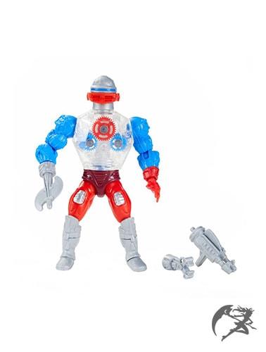 Masters of the Universe Origins 2021 Roboto