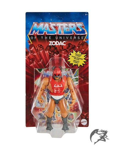 Masters of the Universe Origins 2021 Zodac