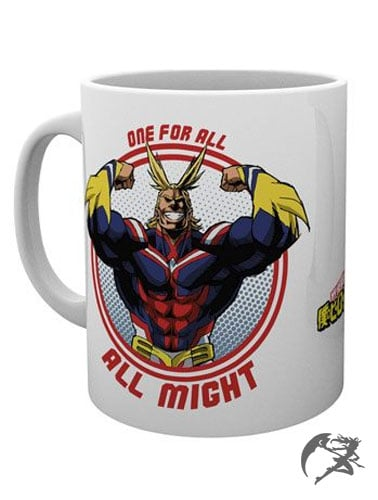 My Hero Academia Tasse All Might