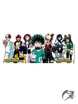 My Hero Academia Tasse Heroes