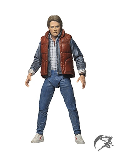 NECA Back to the Future Marty McFly