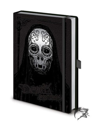 Harry Potter Premium Notizbuch A5 Death Eater