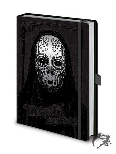 Harry Potter Premium Notizbuch A5 Death Eater
