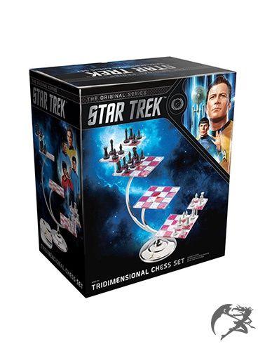 Star Trek 3D-Schach Set