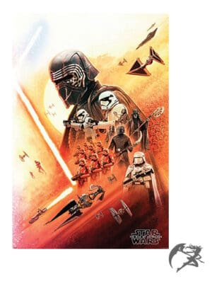 Star Wars Episode9 Poster