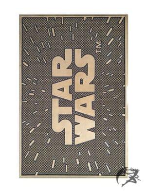 Star Wars Gummi-Fussmatte Logo