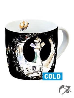 Star Wars IX Tassen mit Thermoeffekt R2-D2
