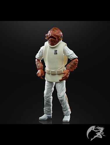 Star Wars The Black Series Admiral Ackbar