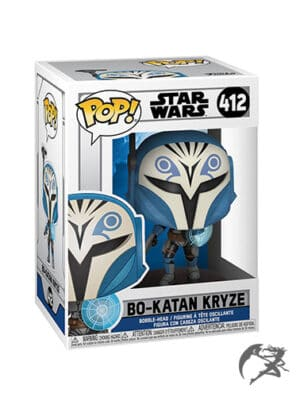 Star Wars The Clone Wars Bo-Katan Kryze Funko POP