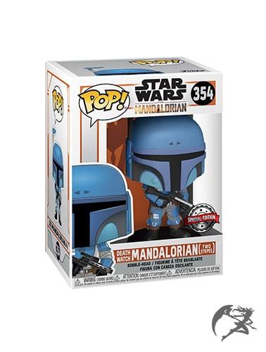 Star Wars The Mandalorian Funko POP Gamorean Fighter
