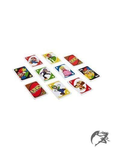 Super Mario UNO Kartenspiel
