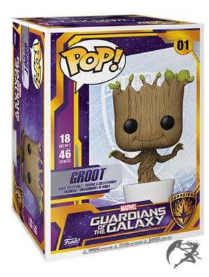 Super Sized Funko POP Dancing Groot