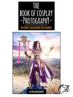 The Book of Cosplay Photography