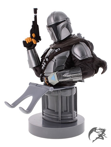 The Mandalorian Cable Guy
