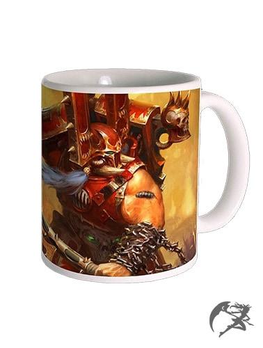 Warhammer 40k Tasse Kharn the Betrayer