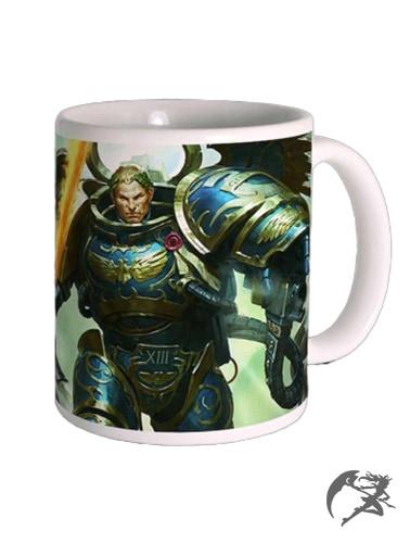 Warhammer 40k Tasse Roboute Guilliman