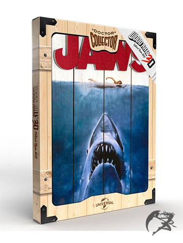 Wood Arts 3D Jaws