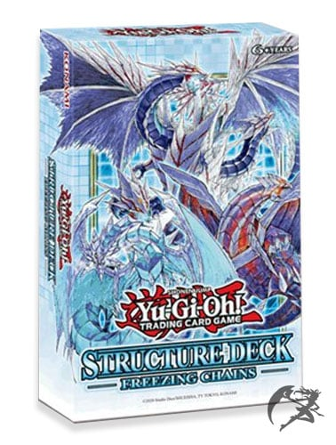 Yu-Gi-Oh! Structure Deck Freezing Chains