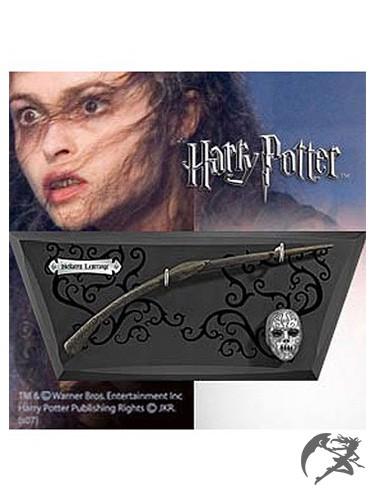 Harry Potter Zauberstab Bellatrix Lestrange