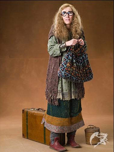 Zauberstab Prof Trelawney Charakter Edtion