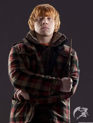 Zauberstab Ron Weasley