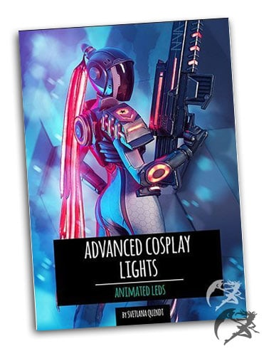 Kamui Cosplay Advanced Cosplay Lights