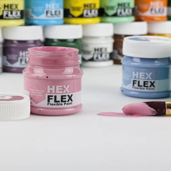 Hexflex Flexible Paint von Poly Props