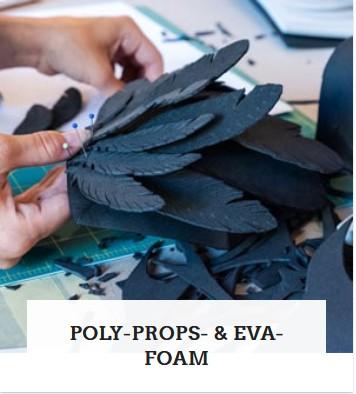 Kategorie CF Foam von Poly-Props und EVA-Foam