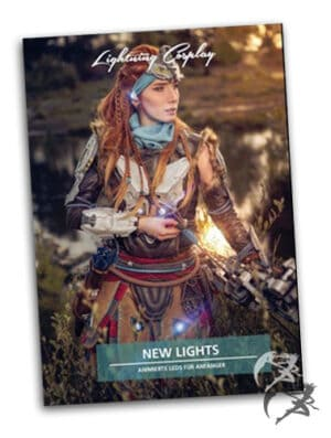 Lightning Cosplay New Lights | LEDs for Beginner