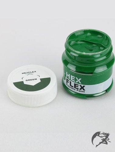 Hexflex Flexible Paint von Poly Props Grün