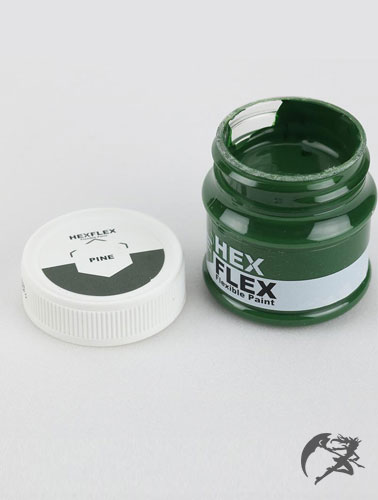 Hexflex Flexible Paint von Poly Props Pinie
