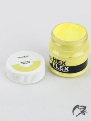 Hexflex Flexible Paint von Poly Props Vanille