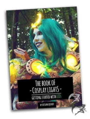 Kamui Cosplay The Book of Cosplay Lights – Getting Started with LEDs