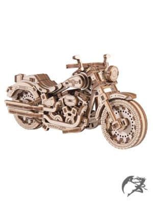3D Holzbausatz wooden.City Cruiser V Twin