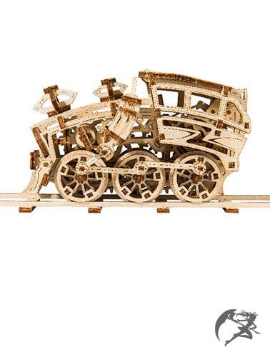 3D Holzbausatz Wooden.City Dream Express Locomotive