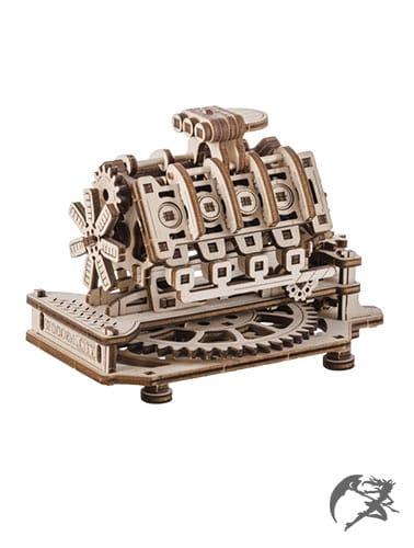 3D Holzbausatz Wooden.City V8 Engine